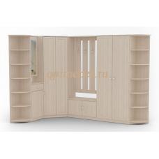 Комплект мебели для прихожей Визит У3