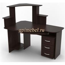 Стол компьютерный УСК6 левый + НК5 + ТВ3