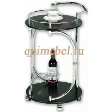 Сервировочный столик 83781 CR-BKG