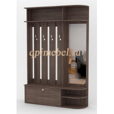 Комплект мебели для прихожей ПМ-1 левый