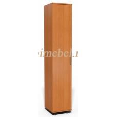 Стеллаж-шкаф С1+СУ2