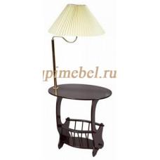 Подставка декоративная с лампой 20649