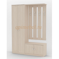 Комплект мебели для прихожей Визит 5