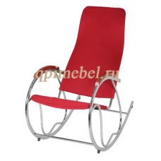 Кресло-качалка  9009-F-011-RED