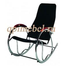 Кресло-качалка 9009-F-010 BLACK