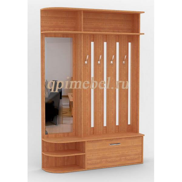 комплект мебели для прихожей пм 1 правый
