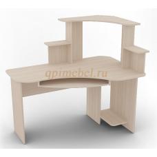 Стол компьютерный УСК6 правый + НК5