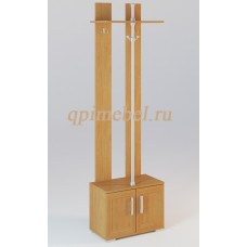 Вешалка напольная Вента-2-Ф