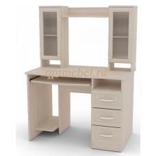 Стол компьютерный ПСК4 + НК6