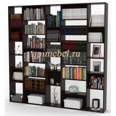 Стеллаж книжный КСВ-5-32