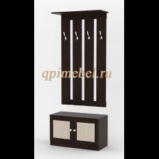 Комплект мебели для прихожей Визит 4