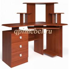 Компьютерный стол КС-100 (МДФ) левый/правый