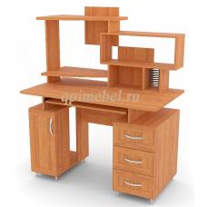Стол компьютерный ПСК3 + НК3