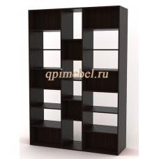 Стеллаж книжный КСВ-3-20Д