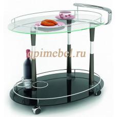 Сервировочный столик  83695-CLG+BK