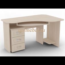 Стол компьютерный УСК6 правый + ТВ3