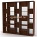 Стеллаж книжный КСВ-5-32Д
